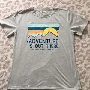 New without tags graphic T-shirt